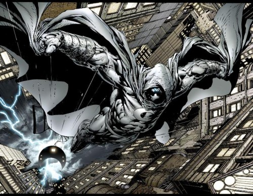 {RUMOR} Moon Knight Coming to Netflix!