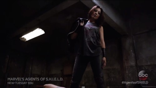 The Cavalry Returns! Agent May Kicks Some Major Booty in this Clip for Agents of S.H.I.E.L.D.