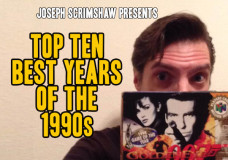 The Top 10 BEST Years in the 1990's!
