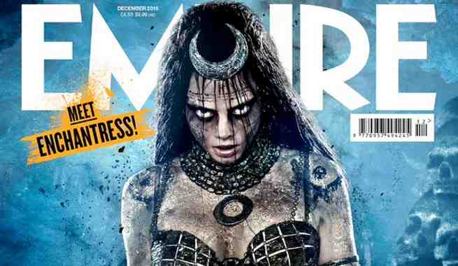 Cara Delevinge's Enchantress Could Be the Big Bad in Suicide Squad!