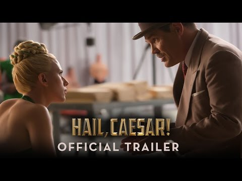 The Coen Brothers' Latest Film 'Hail, Ceasar!' Has Hilarious, All-Star Trailer