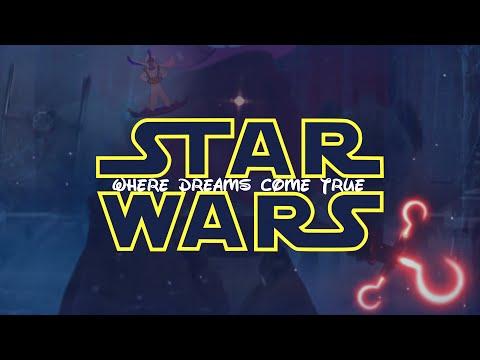 Watch This Hilarious Disney / Star Wars The Force Awakens Mashup!