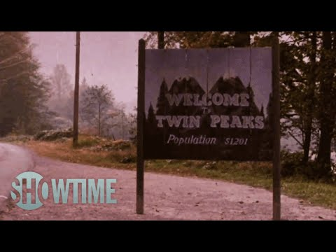 It's A Teaser And Promo for Showtimes Twin Peaks!