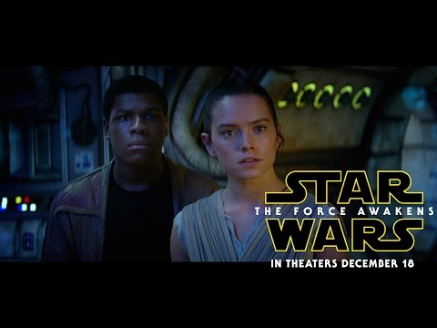 Here Is The Full Length And Last Star Wars: The Force Awakens Trailer!