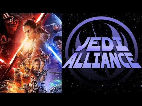 Jedi Alliance Breaks Down The New Star Wars: The Force Awakens Trailer!