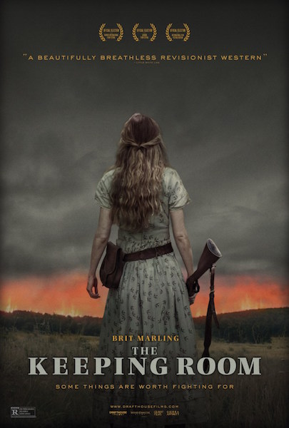 Movie Review – THE KEEPING ROOM