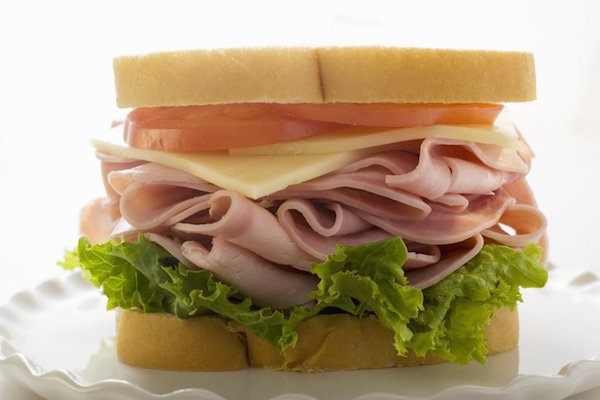 YOUR FRIDAY MATH with Mathematician KP Hart: Sandwiches!