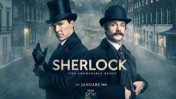 Official EXTENDED Trailer for SHERLOCK Christmas Special – Plus the Air Date and Time