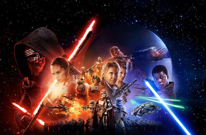 Star Wars: The Force Awakens: Breakdown on the Poster, Teasers and More!