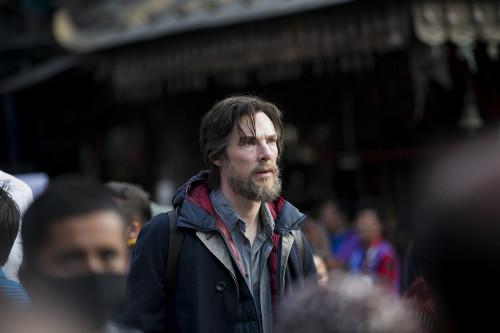Today's Marvel Movie News #57 on Popcorn Talk — First On-Set Look at Doctor Strange!