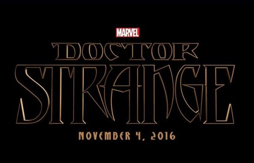 Doctor Strange is Now Officially In Production!
