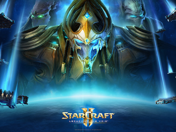 BLIZZCON – The Future of Starcraft II