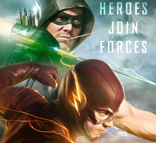 Story Summaries for The Flash/Arrow Crossover Released!