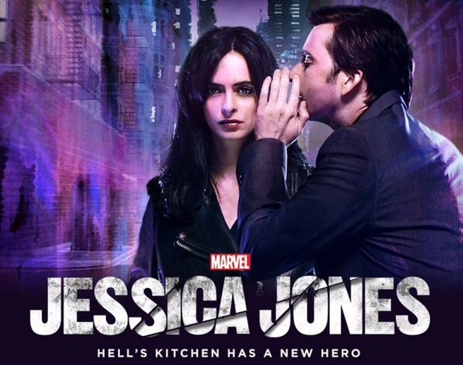 New Poster for Jessica Jones Sees Kilgrave Whispering in Our Hero's Ear