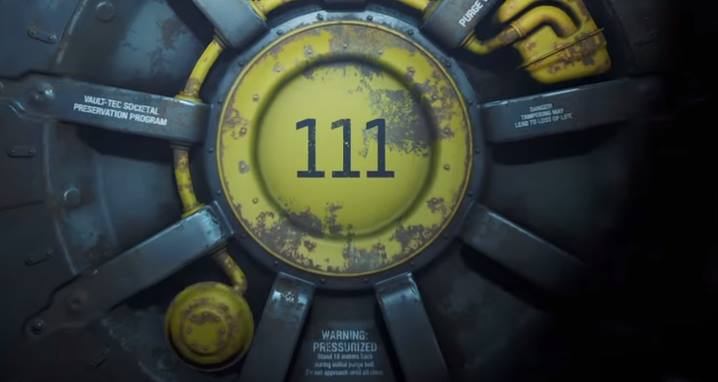 Welcome Home, Fallout 4 Launch Trailer