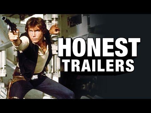Honest Trailers Hilariously Takes on the OG Star Wars – Episode IV