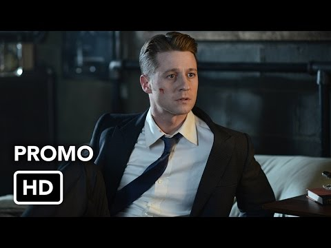 Sneak Peek at Gotham's Fall Finale Sees Gordon and Penguin Teaming Up!
