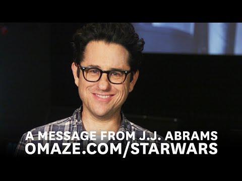 J.J. Abrams Is Teasing Us!