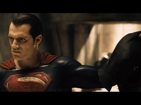 The New Batman v. Superman: Dawn of Justice Trailer Sees Superman Mad and Batman Scared