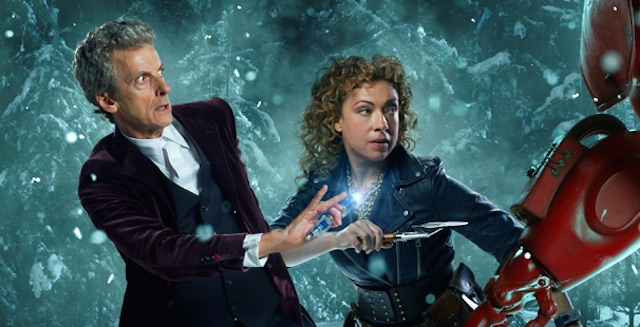 The Doctor Who Christmas Special Will Be Called…