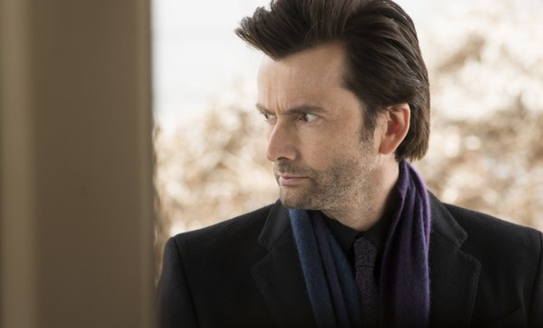 David Tennant Says Kilgrave is Not Purple in Jessica Jones!