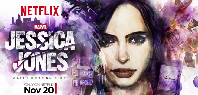 Titles and Summaries for Jessica Jones Leaked Online!
