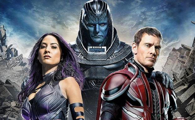 X-MEN: APOCALYPSE TRAILER RIGHT AROUND THE CORNER!