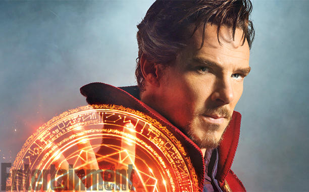 OUR THOUGHTS ON THE FIRST LOOK AT BENEDICT CUMBERBATCH AS DOCTOR STRANGE!