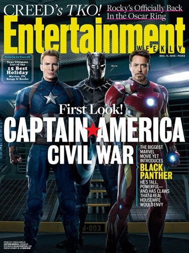 Marvel Movie News Guide for Episode #60 — Civil War Trailer and Jessica Jones Reviews!