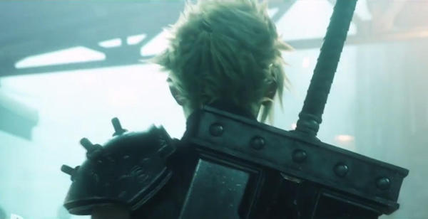 New FINAL FANTASY VII Remake Trailer with Gameplay