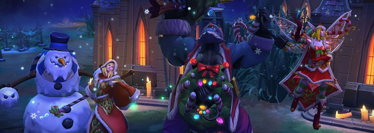 Holiday Events in Our Favorite Games