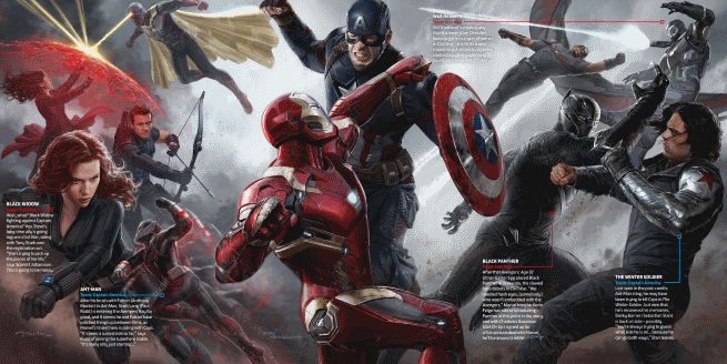 Russo Bros. Talk Captain America: Civil War, Spider-Man and the Stakes for Infinity War!