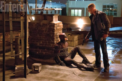 Did Entertainment Weekly Slip in Daredevil's Second Season Release Date?