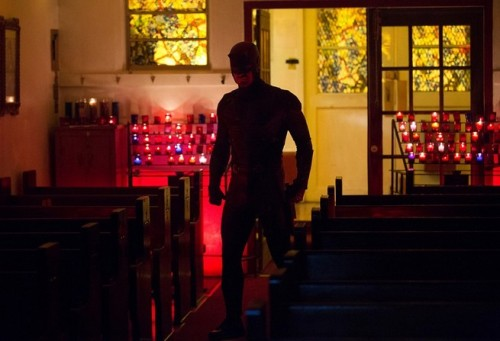 EVEN MORE NEW DAREDEVIL PICTURES TO LOOK AT!