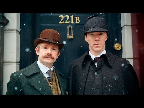 Watch BAMF Watson Explain His Skills in This New Sherlock Teaser for  'The Abominable Bride'