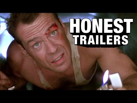 Honest Trailers Takes On the Best Christmas Movie of All Time: DIE HARD!