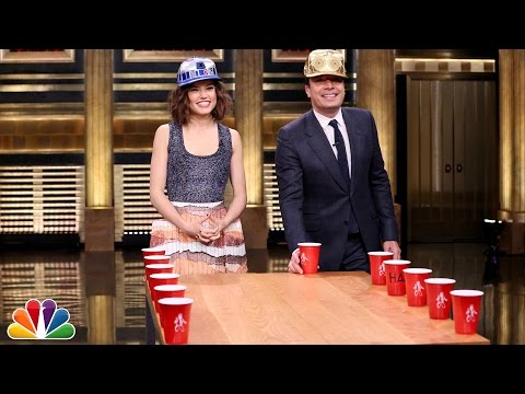 Daisy Ridley Plays Star Wars Flip Cup On The Tonight Show With Jimmy Fallon!