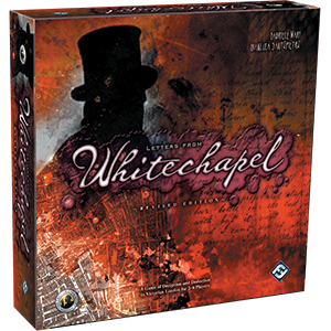 Game Review: LETTERS FROM WHITECHAPEL – Murderously Fun