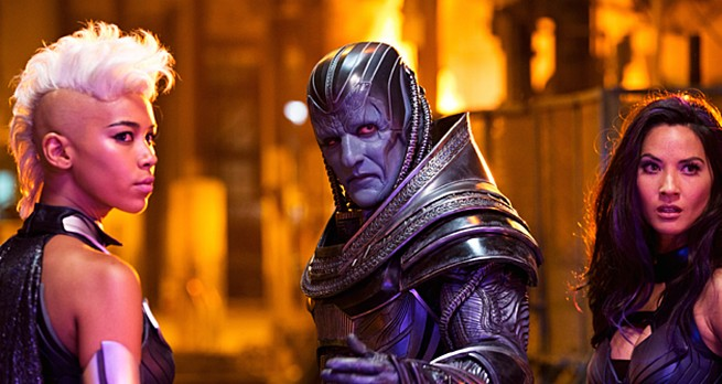 NEW X-MEN: APOCALYPSE TRAILER TO HIT THE INTERNET TOMORROW!