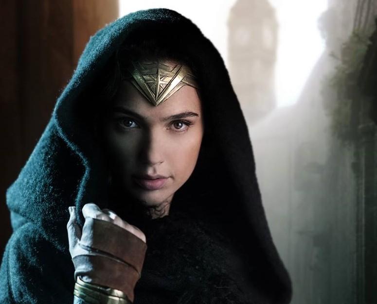 New Wonder Woman Logo Revealed!