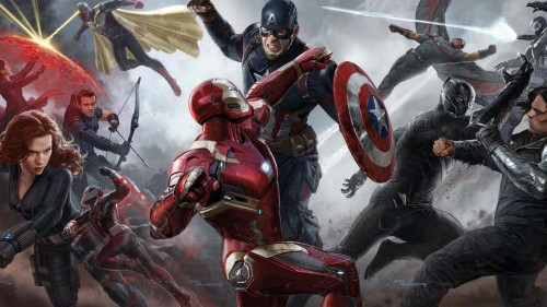 Captain America: Civil War Teasers Promise a New Trailer Tomorrow!
