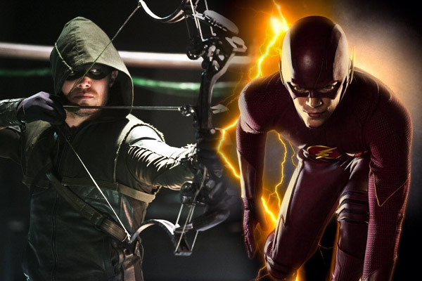 Trilogy Spoilers! Podcast – Arrow/Flash Crossover plus Mid-Season Finales