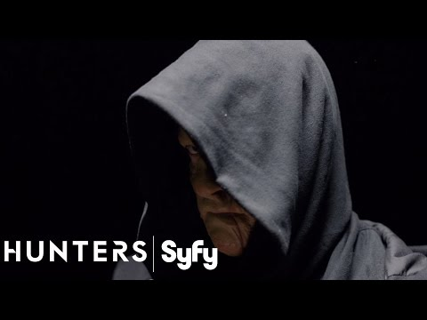 First Trailer for Syfy's Original Series HUNTERS, Executive Produced by Gale Anne Hurd