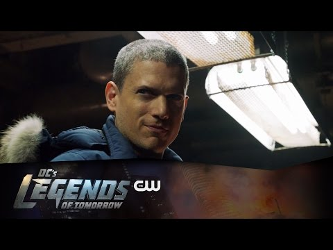 This Trailer for Legends of Tomorrow is All About Captain Cold!
