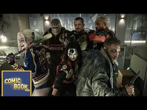 TOP 5 THINGS WE LOVED ABOUT THE SUICIDE SQUAD TRAILER!