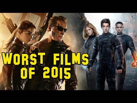 Trilogy Spoilers! Podcast – Top 3 Worst Movies of 2015