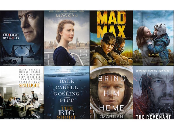 Trilogy Spoilers! – Oscars 2016 Preview