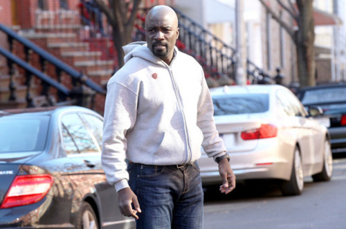 Luke Cage Fights the NYPD in New Photos from Set!