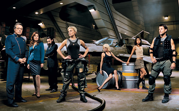 Holy Frak, Battlestar Galactica Is Making It's Way To The Big Screen!