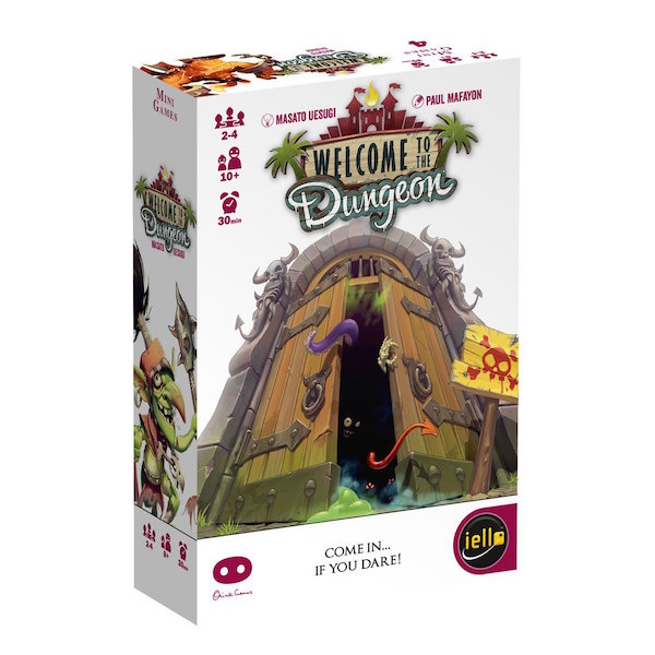 Game Review – WELCOME TO THE DUNGEON: You Nana-Nana Need To Try It